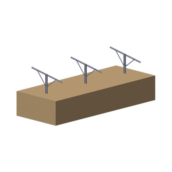 Ground Mounting Systems for Solar Panels