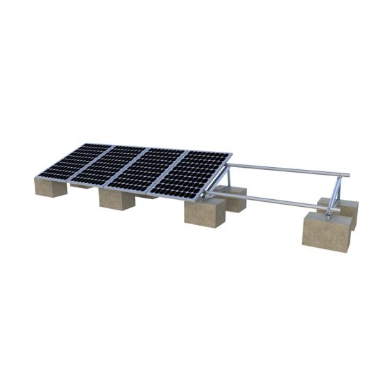 Solar Panel Flat Roof Mounting Kits
